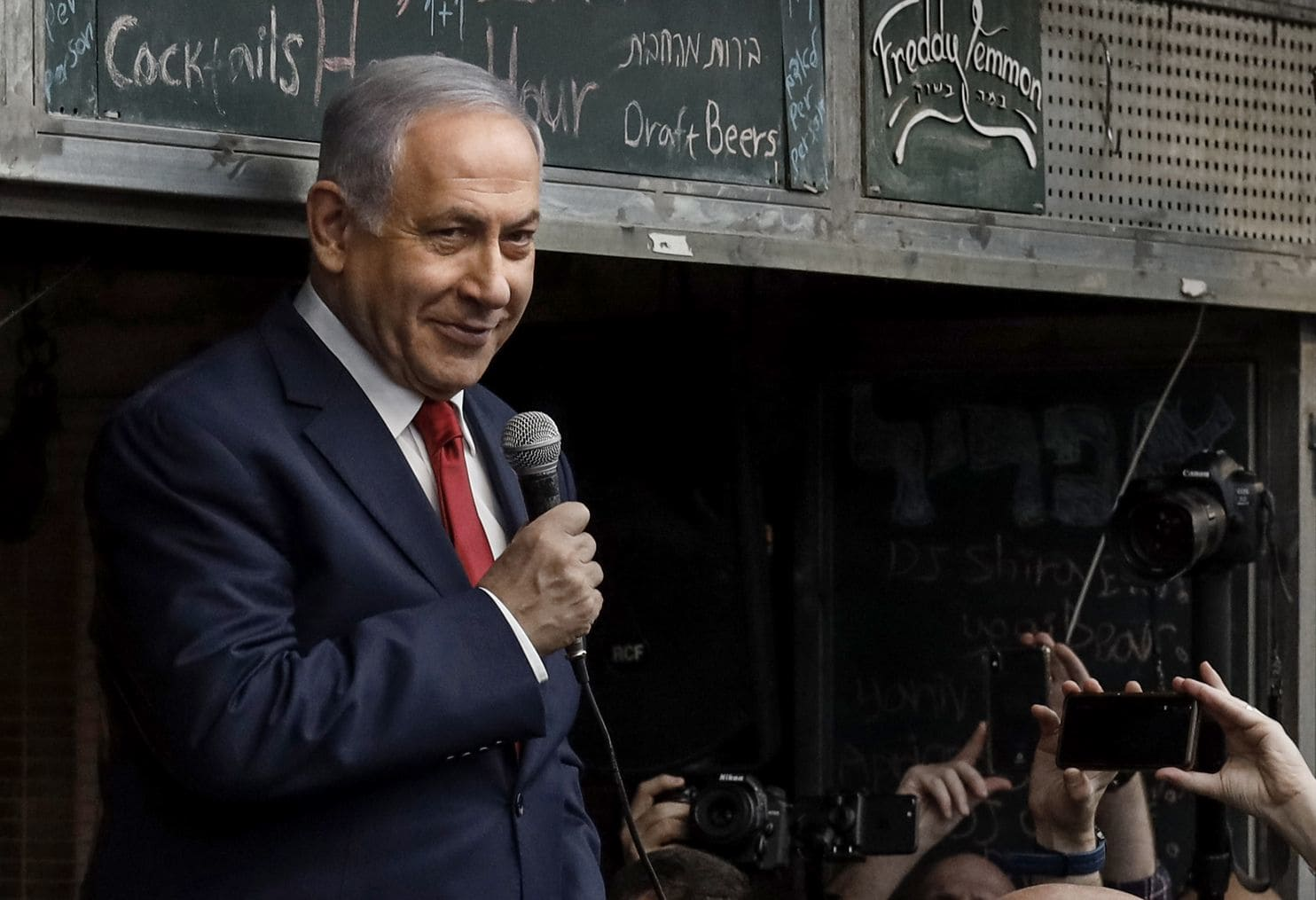 Netanyahu Is Crossing Every Red Line. He Must Go.