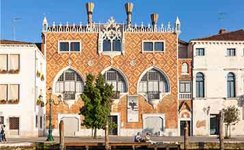 The Berggruen Institute Signs Preliminary Agreement With the Fondazione di Venezia to Acquire the Historic Casa dei Tre Oci